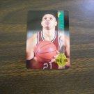 Steve Worthy Four Sport Card No. 71 - 1993 Classic Games Basketball Card