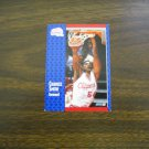 Charles Smith Los Angeles Clippers Forward Card No. S-83 - 1991 Fleer Basketball Card