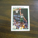 Alvin Robertson Milwaukee Bucks Guard Card No. 23 - 1991 NBA Basketball Card