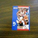 Terry Porter Portland Trail Blazers Guard Card No. S-95 - 1991 Fleer Basketball Card