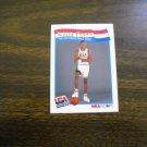 Scottie Pippen 1992 USA Basketball Team Card No. 58 - 1991 NBA Properties Basketball Card