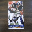 Natrone Means San Diego Chargers Card No. 354 - Game Day '94 Fleer Football Card