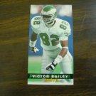 Victor Bailey Philadelphia Eagles Card No. 314 - Game Day '94 Fleer Football Card
