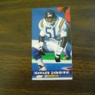 Carlos Jenkins Minnesota Vikings Card No. 250 - Game Day '94 Fleer Football Card