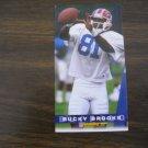 Bucky Brooks Buffalo Bills Card No. 31 - Game Day '94 Fleer Football Card