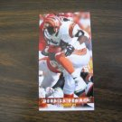 Derrick Fenner Cincinnati Bengals Card No. 64 - Game Day '94 Fleer Football Card