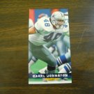 Daryl Johnston Dallas Cowboys Card No. 97 - Game Day '94 Fleer Football Card