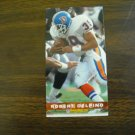 Robert Delpino Denver Broncos Card No. 115 - Game Day '94 Fleer Football Card
