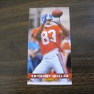 Anthony Miller  Denver Broncos Card No. 121 - Game Day '94 Fleer Football Card
