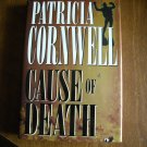 Cause of Death by Patricia Cornwell (1996) (WCC2) Crime Fiction