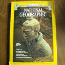 National Geographic Vol. 153 No. 4 April 1978 China's Incredible Find  African Termites (G3)