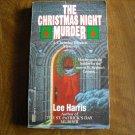 The Christmas Night Murder Christine Bennett Mystery by Lee Harris (1994) (WCC4)