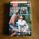 Under One Roof by Shannon Waverly Harlequin Superromance # 703 (1996) (WCC4)