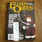 Ellery Queen Mystery Magazine- October 1983 Vol 82 No 5 Ellin Brett Gores Hansen Hoch (G2)