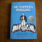 Mr. Popper's Penguins by Richard and Florence Atwater Scholastic (1994) (BB72)