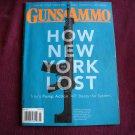 Guns & Ammo July 2014 Pump Action AR R. Lee Ermey The Gunny Positional Shooting (G1)