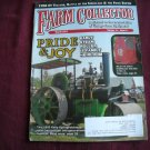 Farm Collector March 2012 1908 IH Tractor, Early Steam Roller, Frick Empire (G1)