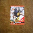 Reggie Rembert Cincinnati Bengals WR Card No. 697 - 1990 NFL Pro Set Football Card