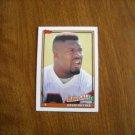 David Fulcher Cincinnati Bengals S Card No. 250 - 1991 Topps Football Card