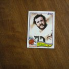Lyle Alzado Cleveland Browns DE Card No. 56 - 1982 Topps Football Card