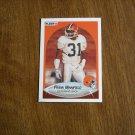 Frank Minnifield Cleveland Browns Defensive Back Card No. 56 - 1990 Fleer Football Card