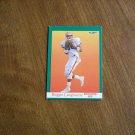 Reggie Langhorne Cleveland Browns #37 - 1991 Fleer Football Card