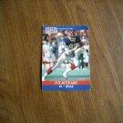 Pete Metzelaars Buffalo Bills TE Card No. 439 - 1990 NFL Football Card