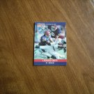Leonard Smith Buffalo Bills S Card No. 46 - 1990 NFL Football Card