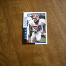 Antowain Smith Buffalo Bills RB Card No. 35 - 1998 Pinnacle Score Football Card