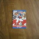 Shane Conlan Buffalo Bills LB Card No. 437 - 1990 NFL Score Football Card