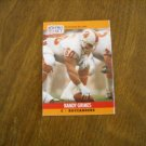 Randy Grimes Tampa Bay Buccaneers C Card No. 654 - 1990 NFL Football Card