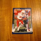 Frank Sanders Arizona Cardinals Wide Receiver Card No. 5 - 2000 Score Football Card