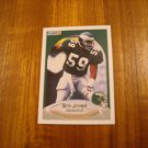 Seth Joyner Philadelphia Eagles LB Card No. 87 - 1990 Fleer Football Card