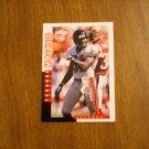 Terance Mathis Atlanta Falcons WR Card No. 65 - 1998 Pinnacle Score Football Card