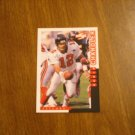 Chris Chandler Atlanta Falcons QB Card No. 30 - 1998 Pinnacle Score Football Card