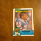 Bubba McDowell Houston Oilers S Card No. 213 - 1990 Topps Super Rookie Football Card