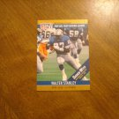 Walter Stanley Detroit Lions WR-KR Card No. 15 - 1990 NFL Pro Set Football Card