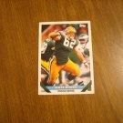 Matt Brock Green Bay Packers DE Card No. 286 -1993 Topps Football Card