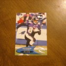 Jermaine Lewis Baltimore Ravens S Card No. 13 - 1998 Collector's Edge Odyssey Football Card