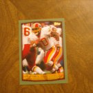 Brian Mitchell Washington Redskins KR - PR Card No. 67 - 1999 Topps Football Card