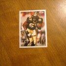 Rickey Jackson New Orleans Saints LB Card No. 415 - 1993 Fleer Football Card
