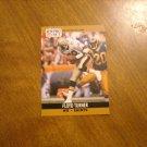 Floyd Turner New Orleans Saints WR Card No. 590 - 1990 NFL Pro Set Football Card