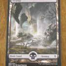 Swamp - Basic Land - Battle for Zendikar 262/274 L Magic the Gathering Adam Paquette