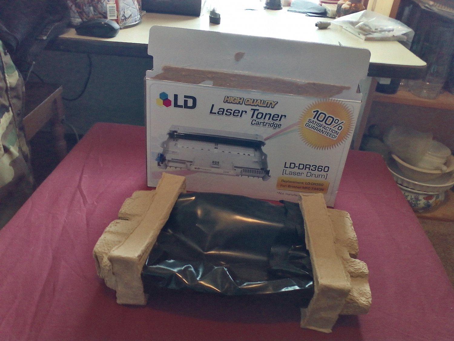 Laser Products Laser Toner Cartridge LD-DR360 NIP (SG)