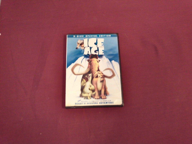 Ice Age (DVD, 2002) 2-Disc Set, Ray Romano / John Leguizamo / Denis Leary Rated PG
