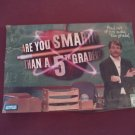 Are You Smarter Than a 5th Grader Board Game 2007 Parker Brother Hasbro (mw)
