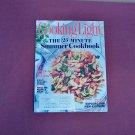 Cooking Light June 2016 Vol. 30 No. 5 - The 25 Minute Summer Cookbook (G1)