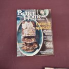 Better Homes and Gardens November 2014 Volume 92 Number 11 Bake It Special (G1)