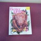 Better Homes and Gardens November 2016 Volume 94 Number 11 Let's Talk Turkey (G1)