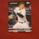 Jacoby Ellsbury New York Yankees Marketside Card No. 20 - Topps 2016 Baseball Card